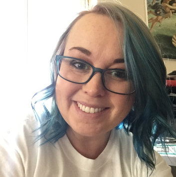 Photo of Ion Color Brilliance Brights Semi-Permanent Hair Color Aqua uploaded by Lacy H.
