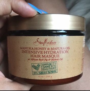 Photo of SheaMoisture Manuka Honey & Mafura Oil Intensive Hydration Masque uploaded by Yari M.