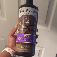 Dr. Woods Pure Black Soap uploaded by Alexandra L.