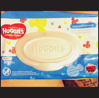 Huggies® Simply Clean Baby Wipes uploaded by Samantha M.