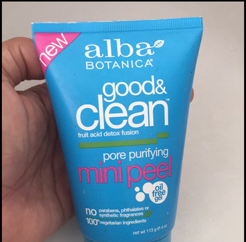 Alba Bontanica Good & Clean Pore Purifying Mini Peel uploaded by Anh P.