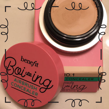 Photo of Benefit Cosmetics Boi-ing Airbrush Concealer uploaded by Jen C.