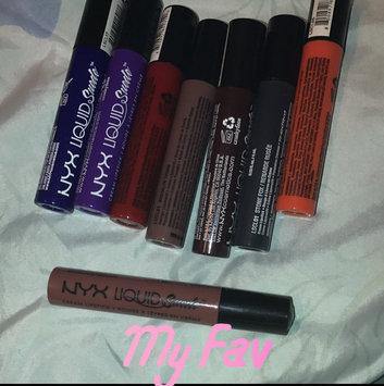 NYX Cosmetics Liquid Suede Cream Lipstick uploaded by Emma E.