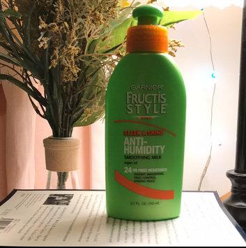 Photo of Garnier Fructis Style Anti-Humidity Smoothing Milk uploaded by Rachel T.