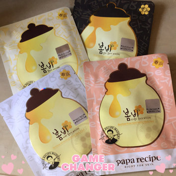 Photo of Papa Recipe Bombee Honey Mask Pack uploaded by Candy B.