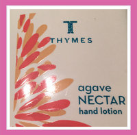 Thymes Agave Nectar Hand Lotion 8.25 oz uploaded by Catherine K.