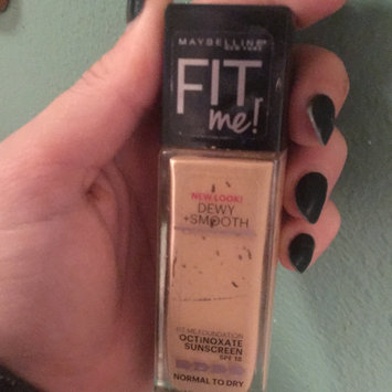 Maybelline Fit Me® Foundation uploaded by Cheyenne H.