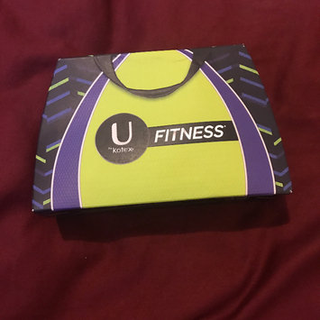 Photo of U by Kotex® Fitness* Ultra Thin Pads Regular uploaded by Queen Dana T.