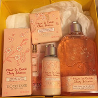 L'Occitane Cherry Blossom Bath And Shower Gel uploaded by Ruta M.
