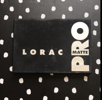 Photo of LORAC PRO Matte Eye Shadow Palette (Chocolate/Red/Latte) uploaded by Leah A.