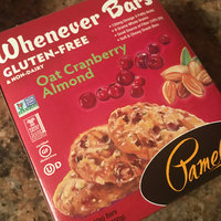 Pamela's Products Oat Cranberry Almond Whenever Bars uploaded by Jasmin M.