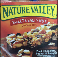 Nature Valley Sweet & Salty Nut Dark Chocolate, Peanut & Almond uploaded by Lyla V.