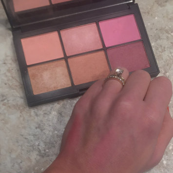 Photo of NARS NARSISSIST UNFILTERED CHEEK PALETTE Unflitered II uploaded by Erica J.