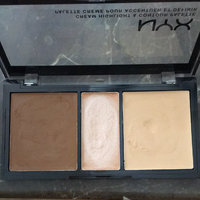 NYX Cream Highlight & Contour Palette uploaded by Kelsey N.