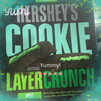 Hershey's Mint Cookie Layer Crunch Chocolate Bars 6.3 oz. Bag uploaded by Michelle G.