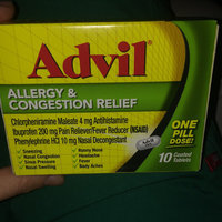 MISC BRANDS Advil Allergy & Congestion Relief Coated Tablets uploaded by Tara B.