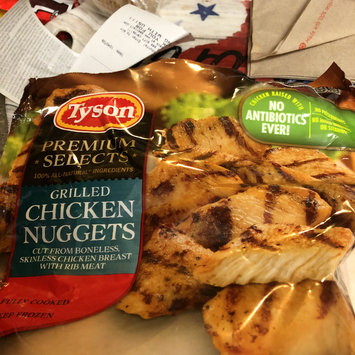 Photo of Tyson® Grilled Chicken Nuggets 20 oz. Bag uploaded by Laura S.