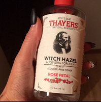 Thayers Alcohol-Free Rose Petal Witch Hazel Toner uploaded by Kayla H.