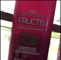 Garnier Fructis  Full & Plush Conditioner uploaded by l V.