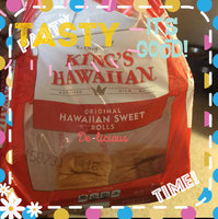 King's Hawaiian Original Hawaiian Sweet Rolls uploaded by Del T.