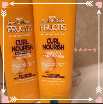 Garnier Fructis Triple Nutrition Curl Nourish Shampoo uploaded by Emily G.
