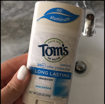 Tom's of Maine Unscented Deodorant uploaded by Lyla V.