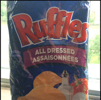 Ruffles® Potato Chips Classic Hot Wings Flavored uploaded by Nikki A.