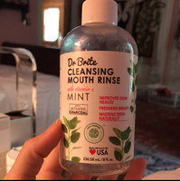 Dr. Brite Cleansing Mouth Rinse, Mint, 8 Oz uploaded by Elizabeth D.