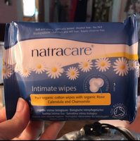 Natracare Organic Cotton Intimate Wipes uploaded by Elizabeth D.