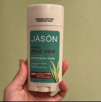 Photo of JĀSÖN Soothing Aloe Vera Deodorant Stick uploaded by Elizabeth D.