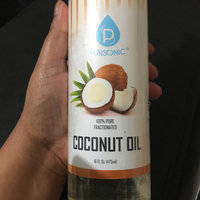 Pursonic 100% Pure Fractionated 16-ounce Coconut Oil for Massages, Therapeutic Recipes & Essential Oils uploaded by Sash N.