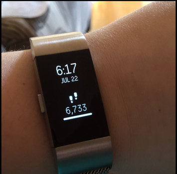 Photo of Fitbit Charge 2 - Black, Large by Fitbit uploaded by Cassandra C.