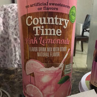 Country Time Pink Lemonade Sugar Sweetened Powdered Soft Drink Cannister uploaded by Michelle V.