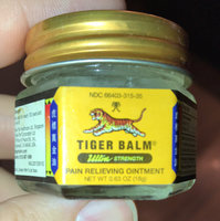 Tiger Balm Extra Strength Pain Relieving Ointment uploaded by L C.