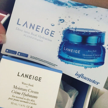 Laneige Water Bank Moisture Cream uploaded by Alexandra P.