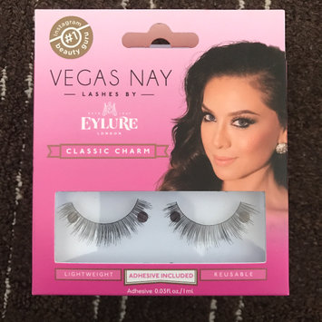 Photo of Eylure Vegas Nay Classic Charm Lashes uploaded by Victoria P.