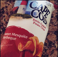 Cape Cod Kettle Cooked Potato Chips Sweet Mesquite Barbeque uploaded by Victoria G.