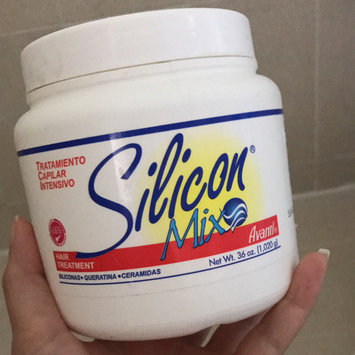 Silicon Mix Intensive Hair Deep Treatment, 36 Ounce uploaded by Michelle V.
