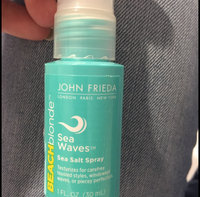 John Frieda Beach Blonde Sea Waves Sea Salt Spray uploaded by Thais Q.
