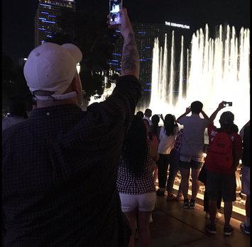 Photo of The Bellagio Hotel Las Vegas uploaded by Marissa V.