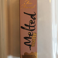 Too Faced Melted Matte Liquified Lipstick uploaded by Kathleen D.