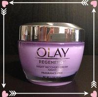Olay Regenerist Night Recovery Cream Fregrance Free uploaded by Kelly M.