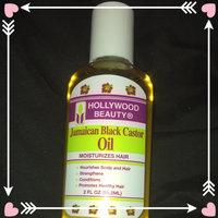 Hollywood Beauty Jamaican Black Castor Hair Oil 2 oz uploaded by Amaya G.