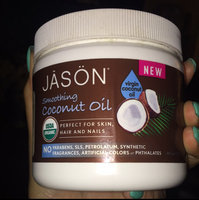 Jason Natural Products - Organic Smoothing Coconut Oil - 15 oz. uploaded by Angela F.
