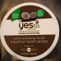 Yes To Coconut Ultra Hydrating Facial Souffle Moisturizer uploaded by carolina l.