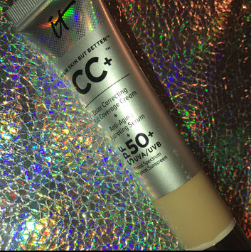IT Cosmetics Your Skin But Better CC Cream with SPF 50+ uploaded by Ethan D.