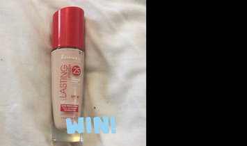 Photo of Rimmel Lasting Finish Foundation uploaded by Charlotte E.