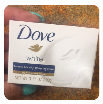 Dove White Cream Beauty Bar uploaded by Angela F.