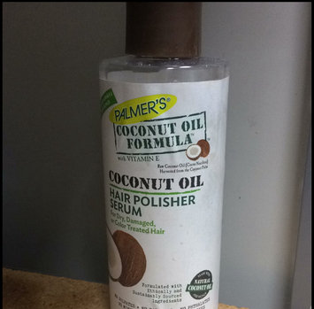 Palmers Palmer's Coconut Oil Formula Shine Serum Hair Polisher 6-oz. uploaded by Lonnesha D.
