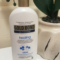 Gold Bond Ultimate Healing Skin Therapy Lotion Fragrance Free uploaded by Pilar G.